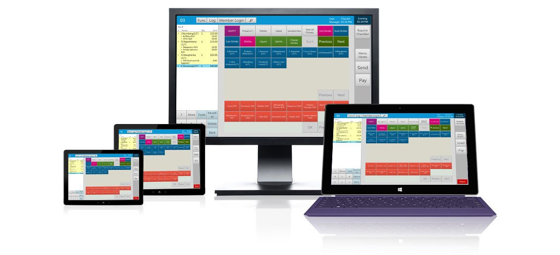 Caterlord Op Technology Pos System In Melbourne