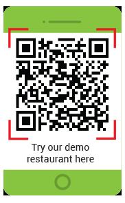 Let's Order QR code